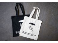 Department of Coffee and Social Affairs Tote Bags