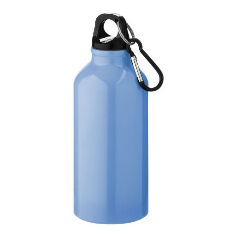 Oregon Drinking Bottle With Karabiner  Light Blue | Without Branding
