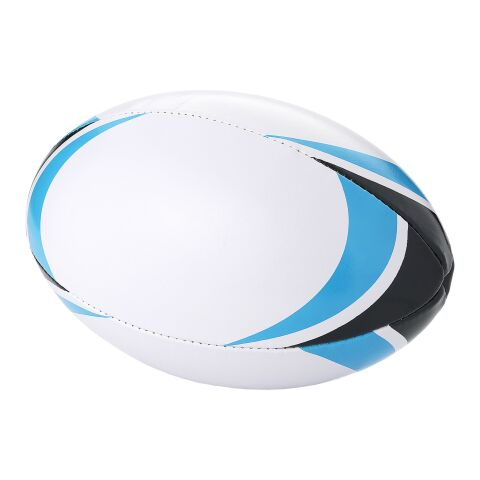 Stadium rugby ball White-Blue | No Branding | not available | not available