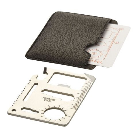 Saki 15-function pocket tool card