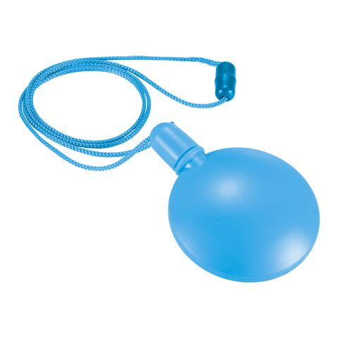 Blubber round bubble dispenser Blue   not available   not available   No Branding