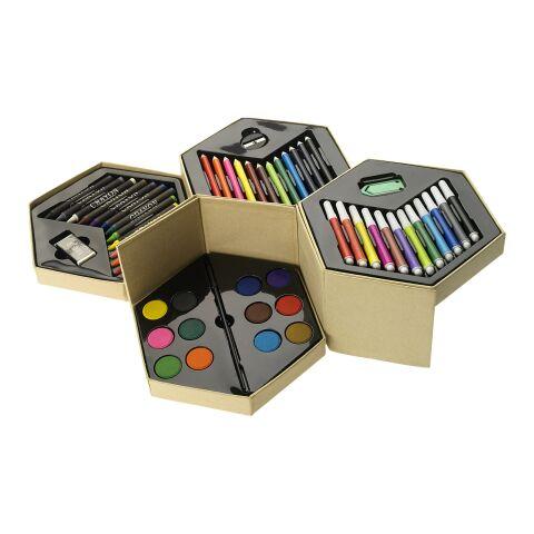 52-Piece Colouring Set