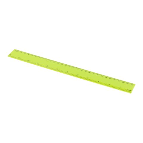 Ruly ruler 30 cm Lime | No Branding | not available | not available