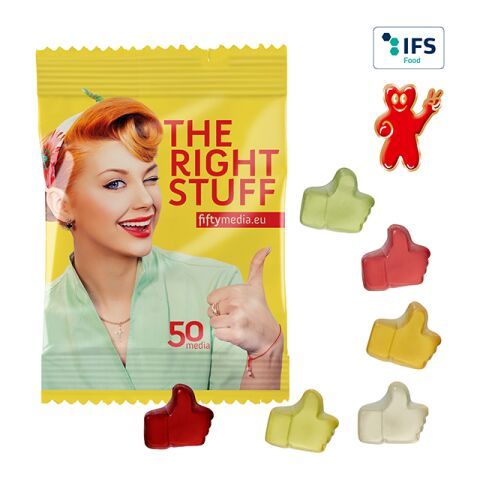 Fruit Gum Standard Shapes, 10 g