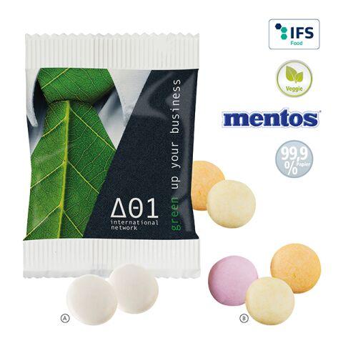 Mentos Duo in a Paper Bag
