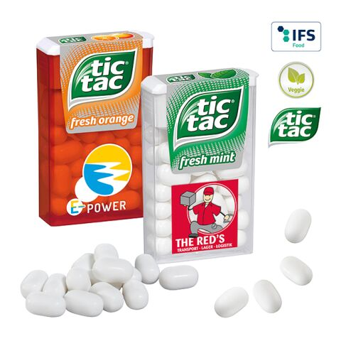 tic tac in a box