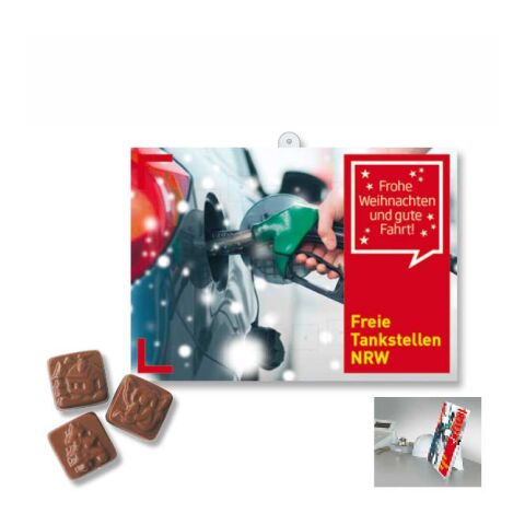 Classic Chocolate Table/Wall Advent Calendar BUSINESS