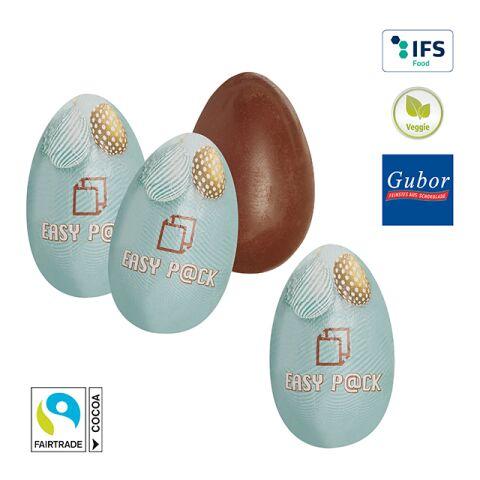 Chocolate Easter egg standard motifs
