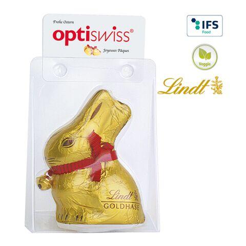 Lindt & Sprüngli Chocolate Bunny White | Digital Print