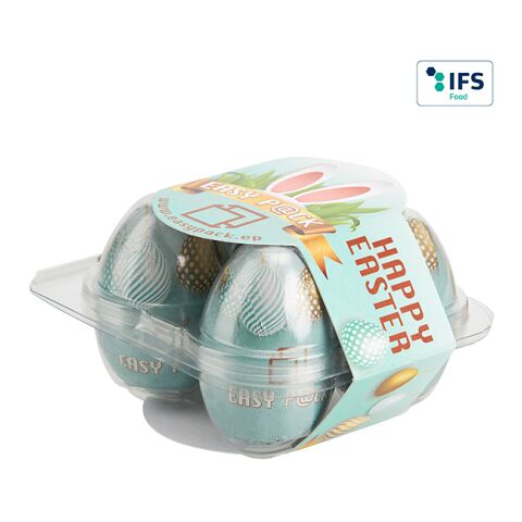 Egg Box with Promotional Sleeve