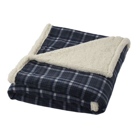 Joan sherpa plaid blanket Blue   not available   not available   No Branding   not available
