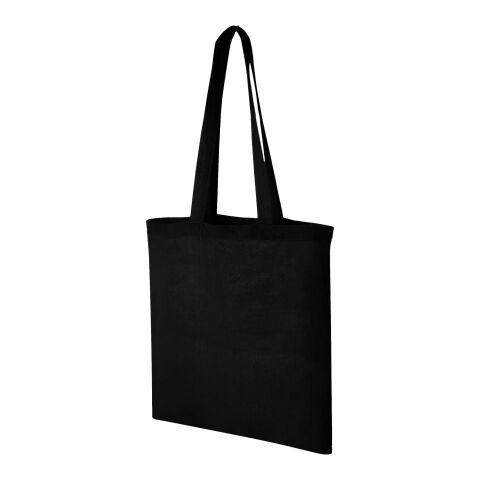 Carolina Cotton Tote  Black | Without Branding