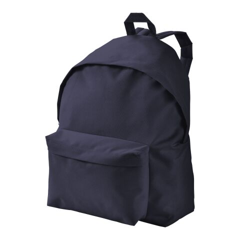 Urban Backpack  Navy Blue | 3 - Colour Screen Print