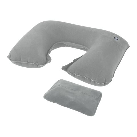 Detroit Inflatable Pillow  grey | Without Branding