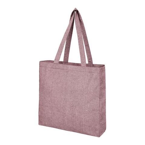 Pheebs 210 g/m² recycled gusset tote bag