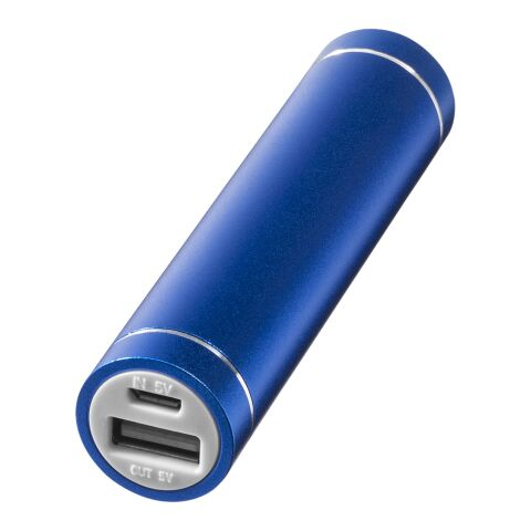 Bolt 2200 mAh power bank Royal blue | not available | not available | No Branding