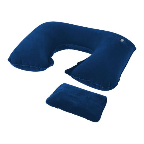 Detroit Inflatable Pillow  navy blue | 2 - Colour Transfer