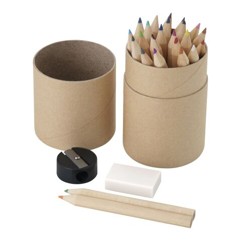 26-Piece Pencil Set  Beige | Without Branding