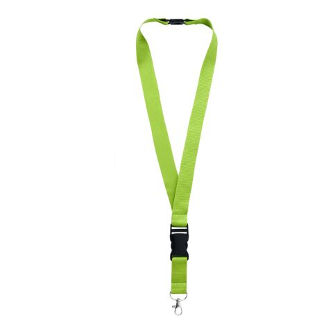 Yogi lanyard detachable buckle break-away closure