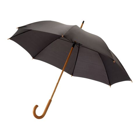 23'' Classic Umbrella  Black | Without Branding