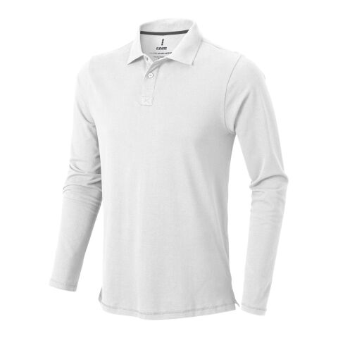 Oakville Long Sleeve Polo