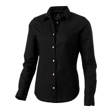 Vaillant long sleeve ladies shirt solid black | XL | No Branding | not available | not available | not available