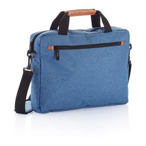 Fashion duo tone laptop bag