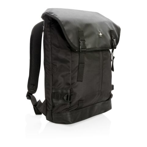 """17"""" outdoor laptop backpack black 