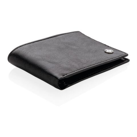 RFID anti-skimming wallet black-black   No Branding   not available   not available