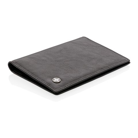 RFID anti-skimming passport holder black | No Branding | not available | not available