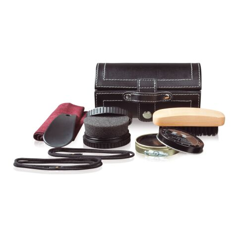 Essential shoe maintenance set